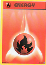 Fire Energy (Reverse Holo) - Pokemon XY - Evolutions #92 - NEW