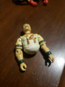 GI Joe Body Part 1987 Gyro-Viper       Head          C8.5  Very Good