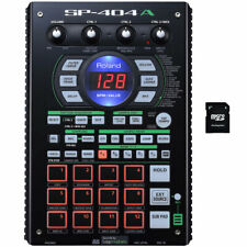 Roland SP-404A Linear Wave Sampler with EV Music 32gb Card New