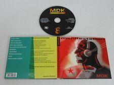 MDK/MANIFESTATION(BROKENSILENCE 00889)CD ALBUM DIGIPAK
