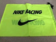 Nike Racing Track Spikes Shoes Bag Only Neon Black