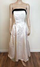 Vintage 1980's 80s Jessica McClintock GUNNE SAX FORMAL GOWN Evening Wedding sz S