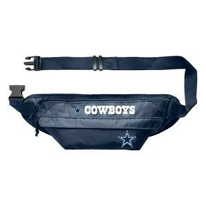 Dallas Cowboys Large Fanny Pack Waist Belt Bag Bumbag
