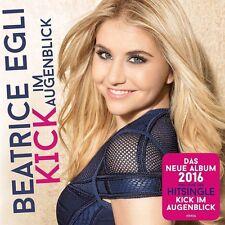 BEATRICE EGLI - KICK IM AUGENBLICK   CD NEU