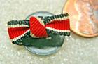 /German 1939 Iron Cross Rosette bow blazer pin ww2