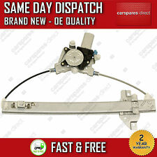HYUNDAI ACCENT MK2 99>06 REAR LEFT SIDE WINDOW REGULATOR WITH MOTOR 8340325010