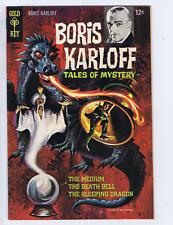 Boris Karloff Tales of Mystery #20 Gold Key 1967