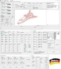 LETE® CncEasy, CNC Software f. Fräse   Fräsmaschine   Graviermaschine