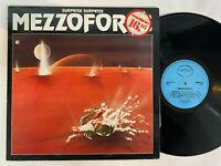 Mezzoforte Surprise Surprise Record LP Vintage 1982 Rock Jazz Fusion EX Vinyl