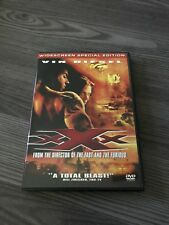 Xxx w/ Vin Diesel & Samuel Jackson (Dvd, 2002, Widescreen Special Edition)