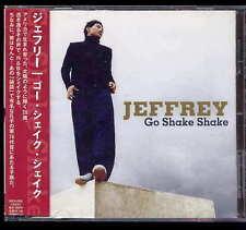 Jeffrey Go shake Shake Japan CD w/obi new jack swing  RCCA-2089