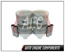 Piston Set Fits Chevrolet Isuzu Blazer Pickup 1.9 L G200Z SOHC - SIZE 040