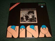Nina Trilha Sonora Internacional~RARE 1977 Brazil Import Telenovela Soundtrack