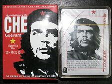 Pokerkartenspiel Karten Poker Pokerkarten Che Guevara Guerrilla War J6
