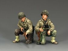 DD228 US Army Tank Riders Set #1 by King & Country