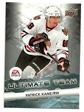 2011-12 Upper Deck EA Ultimate Team Patrick Kane