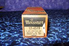Meissner 17-4519 1St. Video If. Plate .44 Mc. Trap 39.7 Mc.