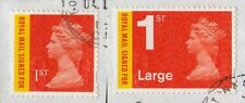 2013  - Recorded Delivery New Tariffs  - VFU s/a stamps