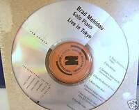 BRAD MEHLDAU - Solo Piano, Live in Tokyo, Promo, New, Sealed
