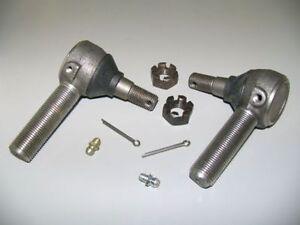 2 Tie Rod Ends 1963 64 65 1966 GMC K1500 K1502 4WD NEW