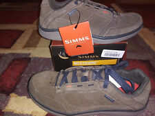 NEW $89 Mens Simms Westshore shoes, size 9        fishing