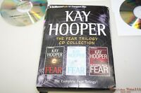 The Fear triology KAY HOOPER Hunting fear & Chill of Fear & Sleeping with Fear