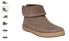 UGG Varney Slate Suede Boot Booties Women's US sizes 5-12/NEW!!!