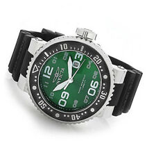Invicta Men's 52mm Grand Pro Diver Quartz Silicone Strap Watch