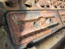 1939 39 PACKARD 6 CYLINDER ENGINE BLOCK ACCESS SIDE PANELS COVERS