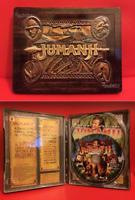 Jumanji (Steelbook 2 Dischi edizione italiana Blu-Ray nuovo, sigillato) RaRo TOP