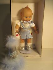 KEWPIE 12'' BOY-HAPPY BIRTHDAY 2001 EFFANBEE