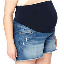 5c75d545f198 Plus Size Maternity Shorts for sale | eBay
