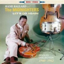 Hank Ballard & The Midnighters Lets Go Again Singles Collection 1960-1 CD