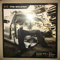 The Solution= Bit*h Back In The House Vinyl Record Album New Sealed NM-
