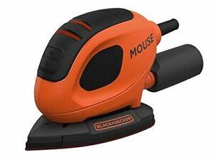 Black+Decker BEW230-GB Detail Mouse Sander, 55 W sanding decorating woodwork