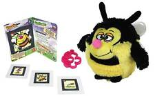MushABellies Buzzie Bee 3D AR App Plush Toy NIB Toy Tube New in Box Jay@Play