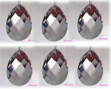 Sun catcher Hanging Crystal Feng Shui Rainbow Prism  Mobile Wind Chime Christmas