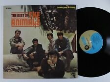 ANIMALS The Best Of The Animals MGM LP gatefold >>