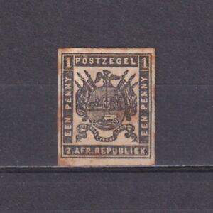 TRANSVAAL 1870, SG# 22, CV £32, NG