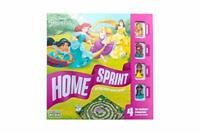 Disney Princess Home Sprint Board Game for Kids Age 4 Years Old +, Multi