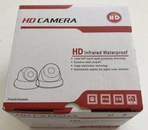HD PoE Security IP Camera Outdoor / Indoor Dome CCTV IR Night Vision H.264 1080p