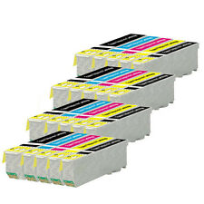 20 Ink Cartridges (Set) for Epson Expression XP-520 XP-610 XP-625 XP-720 XP-820