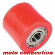 SUZUKI RMZ250 RMZ450  MOTOCROSS BOTTOM CHAIN ROLLER GUIDE RED 32mm