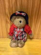 Boyds Bear Brianna B. Bearican #919831 Retired American Patriotic Bear $28V