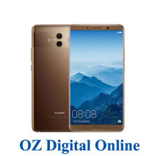 Huawei Mate 10 64gb Mocha Brown 4g LTE Unlocked AU Phone