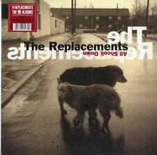 THE REPLACEMENTS ALL SHOOK DOWN VINILE LP NUOVO SIGILLATO