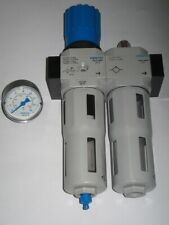 NEW FESTO FRC-1/2-D-MIDI 159590 Air Filter Regulator / Lubricator