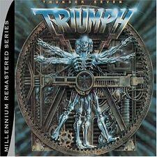 TRIUMPH-THUNDER SEVEN CD NEW