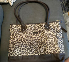 Carter's Leopard Diaper Tote Bag - Shoulder Bag