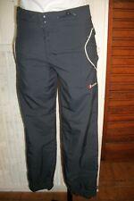 Pantalon de jogging polyamide noir ADIDAS 12ans 152 26uk à resserer ta12